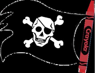 PirateCrayon